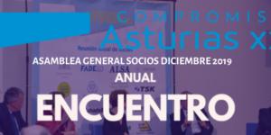 ASAMBLEA GENERAL SOCIOS DICIEMBRE 2019