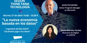 Nueva economia basada en los datos